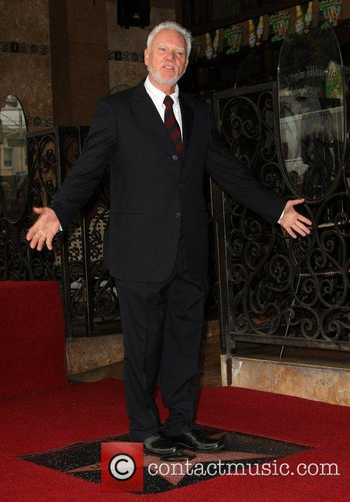Malcolm McDowell and Walk Of Fame 12
