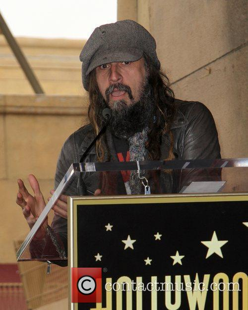 Rob Zombie and Walk Of Fame 2