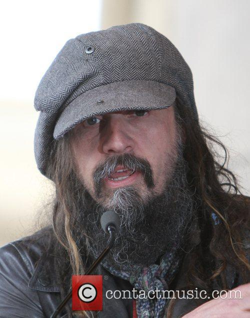 Rob Zombie and Walk Of Fame 4