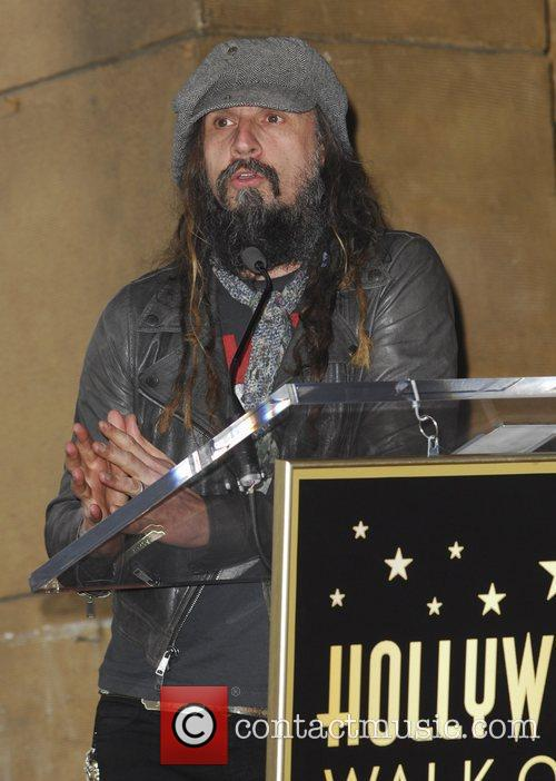 Rob Zombie and Walk Of Fame 1