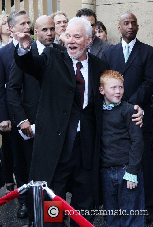 Malcolm McDowell, Walk Of Fame