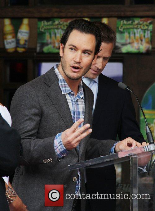 Mark-paul Gosselaar and Walk Of Fame 3