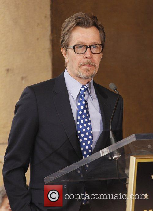 Gary Oldman and Walk Of Fame 9