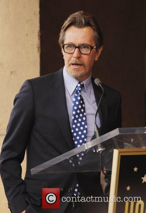 Gary Oldman and Walk Of Fame 10