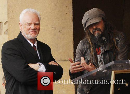 Malcolm McDowell, Rob Zombie and Walk Of Fame 4