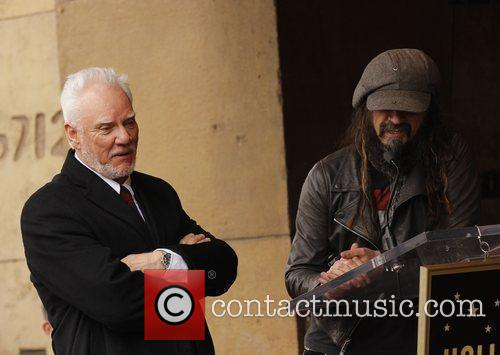 malcolm mcdowell and rob zombie the hollywood 3783549