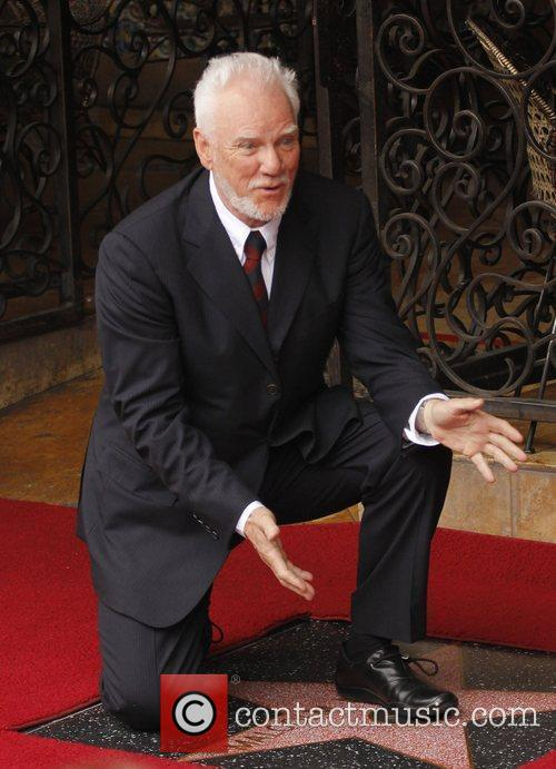 Malcolm McDowell and Walk Of Fame 23