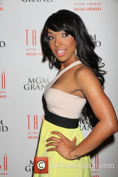 Malika Haqq Actress and Reality TV star Malika...