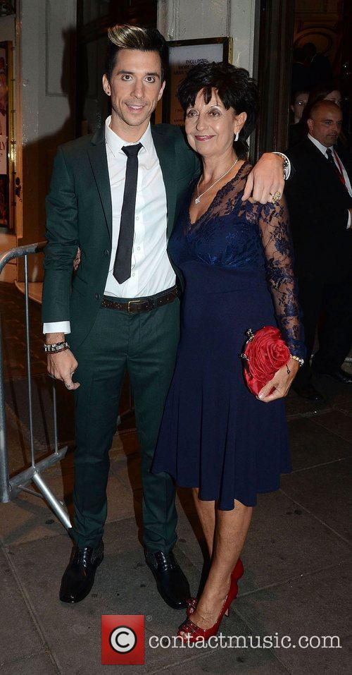 russell kane at the mamma mia gala 4076520