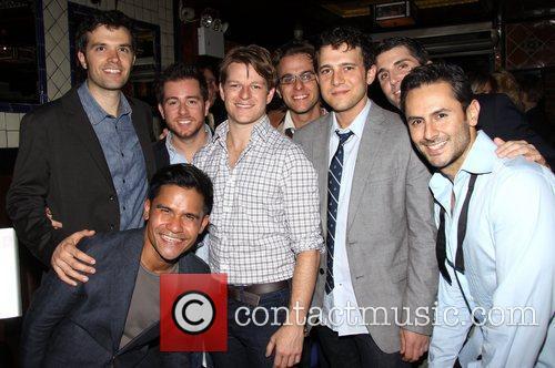 Blake Whyte, Gerard Salvador, Jon-Erik Goldberg, Mark Dancewicz,...