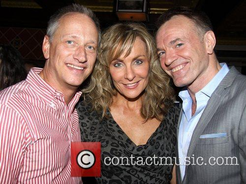 Devin Keudell, Judy McLane and Brent Black 11th...