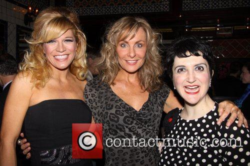 Felicia Finley, Judy McLane and Lauren Cohn 11th...