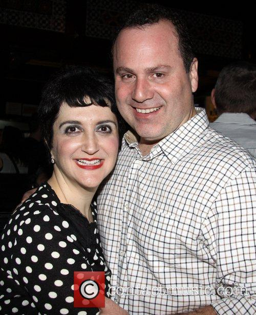 Lauren Cohn and Dan Cooney 11th Anniversary party...