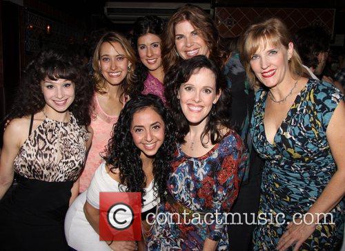 Sharone Sayegh, Leah Zepel, Stacia Fernandez, Traci Victoria,...
