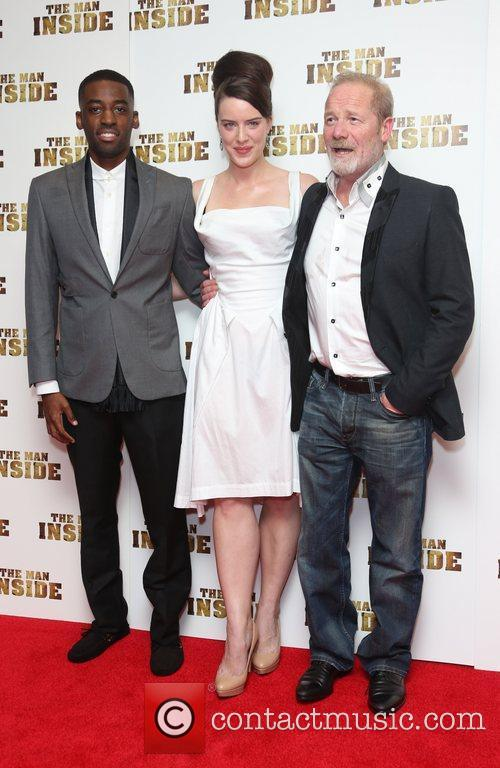 Bashy, Michelle Ryan and Peter Mullan 2