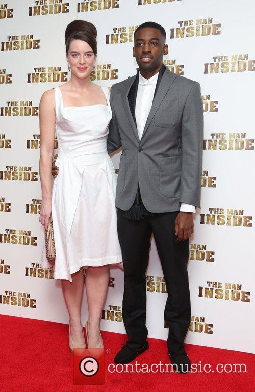 Michelle Ryan and Bashy 2