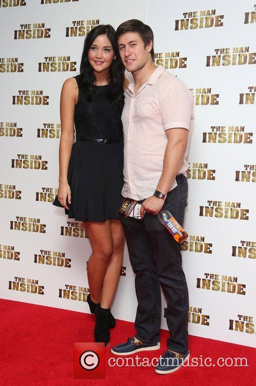 Jacqueline Jossa and Tony Discipline 2