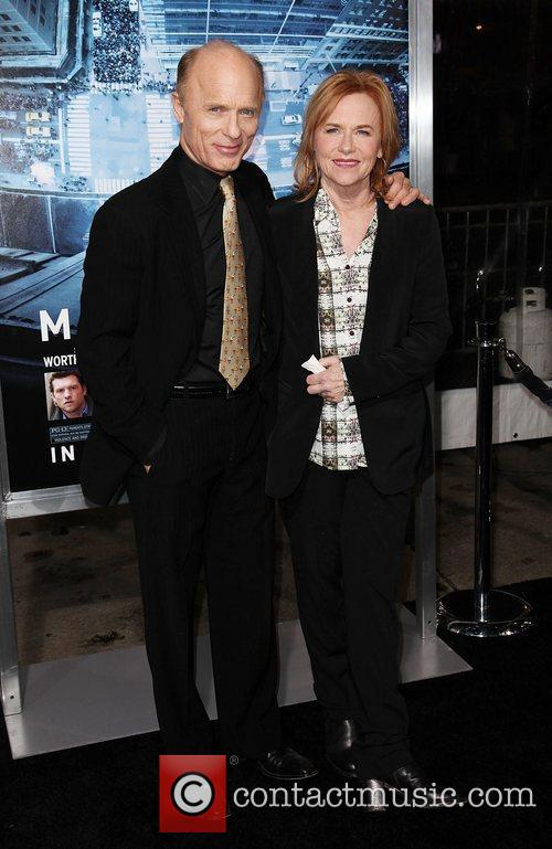 Ed Harris, Amy Madigan and Grauman's Chinese Theatre 2