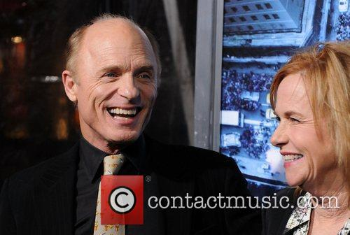 Ed Harris, Amy Madigan and Grauman's Chinese Theatre 3
