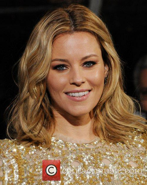 Elizabeth Banks and Grauman's Chinese Theatre 9