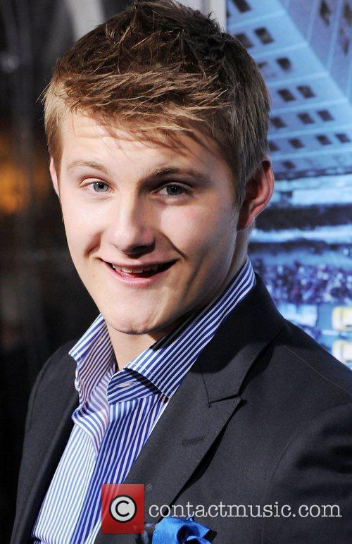 Alexander Ludwig and Grauman's Chinese Theatre 5