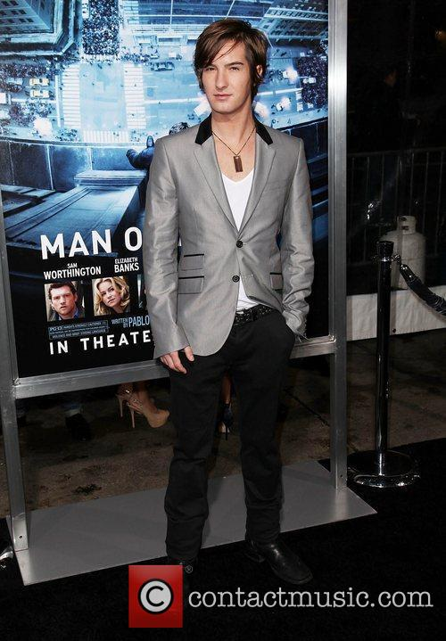 Andrew James Allen Premiere of 'Man on a...