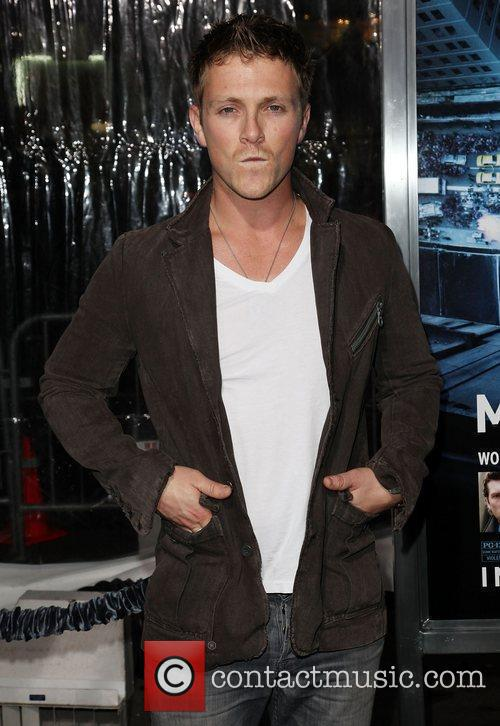 Charlie Bewley Premiere of 'Man on a Ledge'...