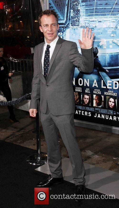 Director Asger Leth Premiere of 'Man on a...