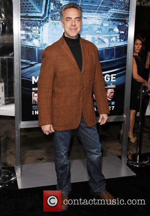 Titus Welliver Premiere of 'Man on a Ledge'...