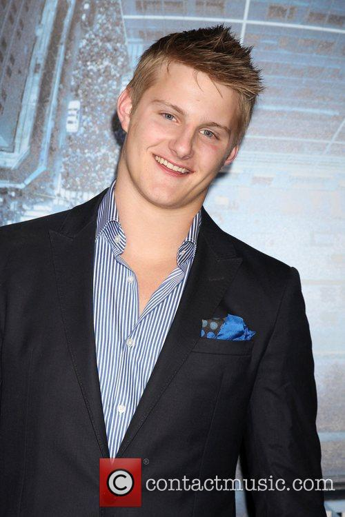 Alexander Ludwig and Grauman's Chinese Theatre 6