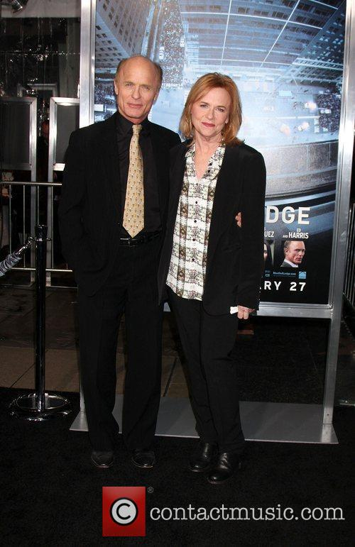 Ed Harris, Amy Madigan and Grauman's Chinese Theatre 4