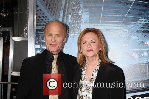 Ed Harris, Amy Madigan and Grauman's Chinese Theatre 5