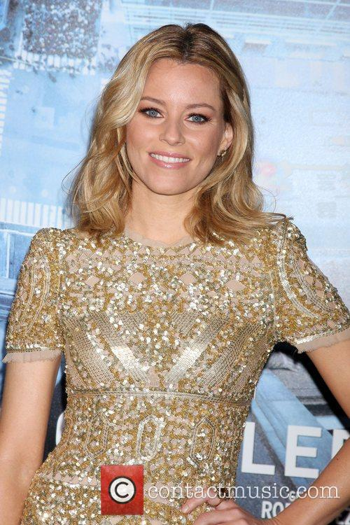 Elizabeth Banks and Grauman's Chinese Theatre 11