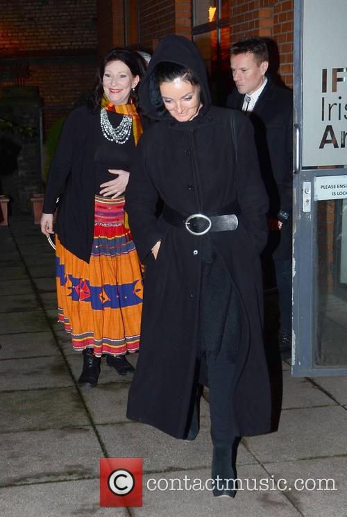 Kate O'toole and Larry Mullen Jr 3