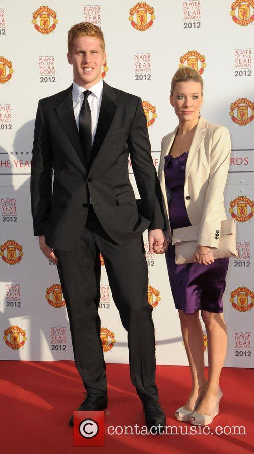 Ben Amos and guest Manchester United Player Of...