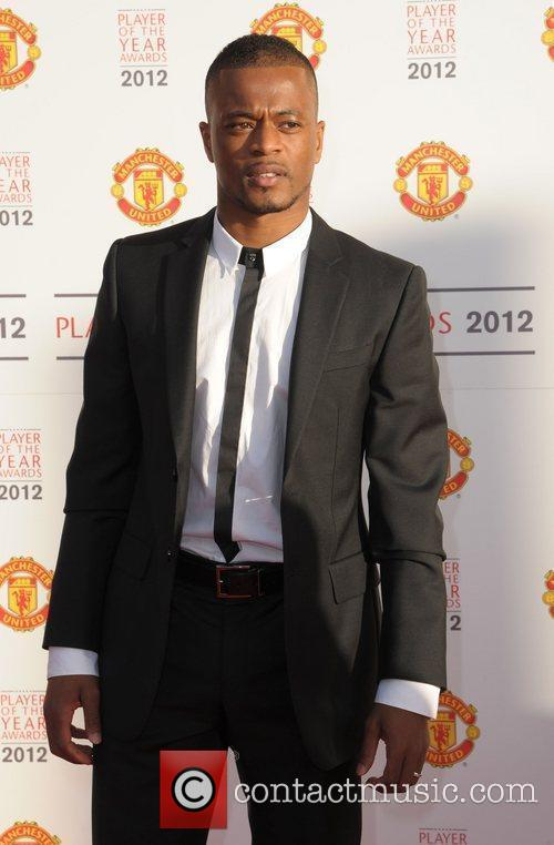 Patrice Evra  Manchester United Player Of The...