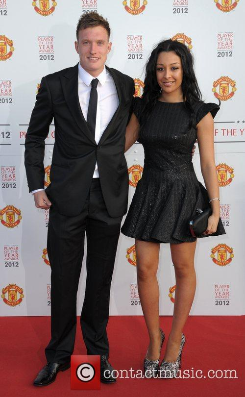 Phil Jones and Guest  Manchester United Player...