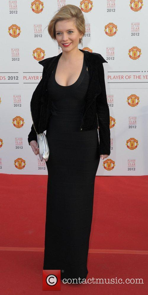 Rachel Riley  Manchester United Player Of The...