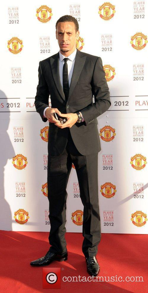 Rio Ferdinand  Manchester United Player Of The...
