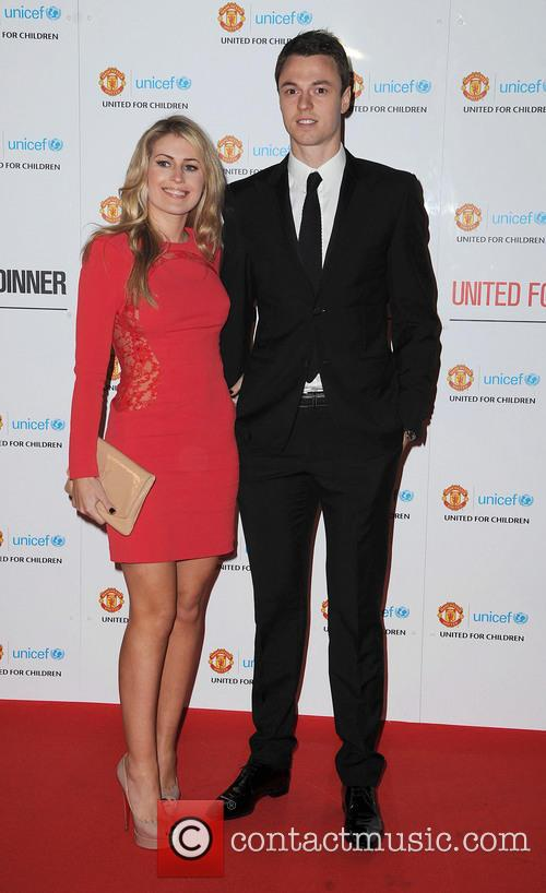 Jonny Evans; Helen McConnell Manchester United Player of...