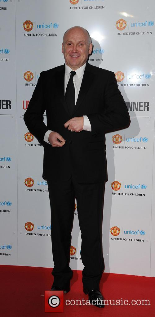 Mike Phelan Manchester United Player of The Year...