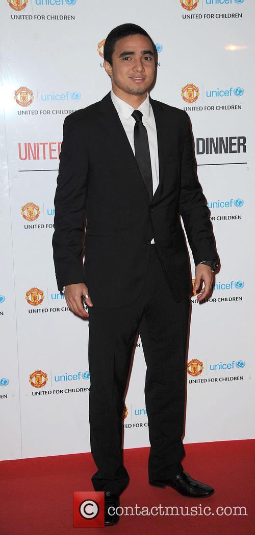 Rafael da Silva Manchester United Player of The...