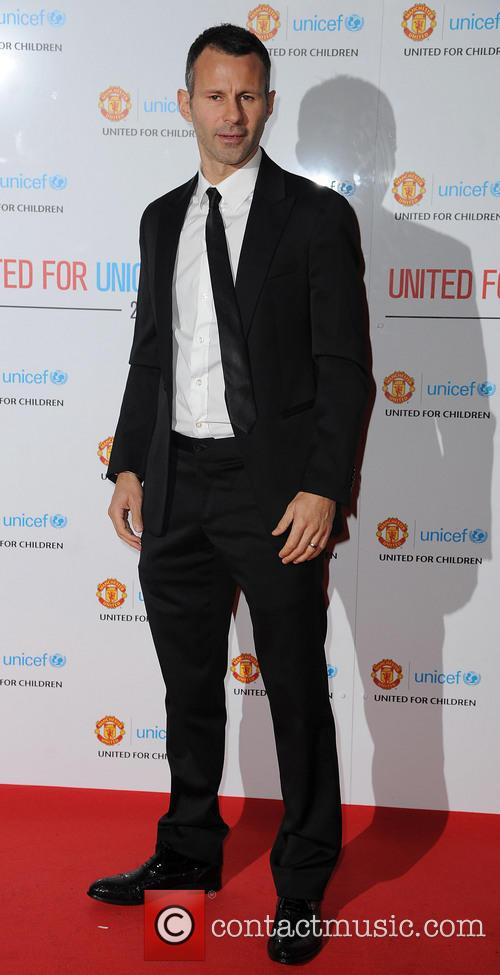 Ryan Giggs Manchester United Player of The Year...