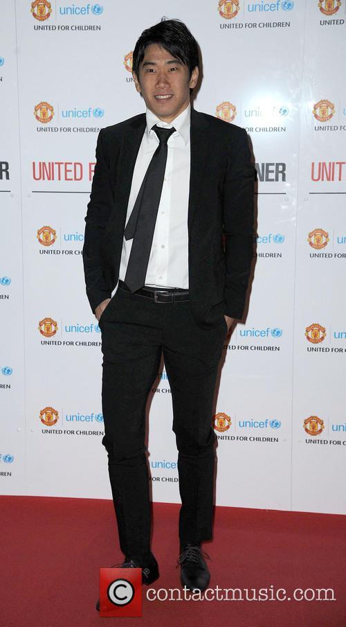 Shinji Kagawa Manchester United Player of The Year...