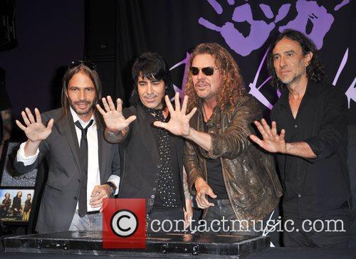 Sergio Vallin, Alex Gonzalez, Fher Olvera, Juan Calleros