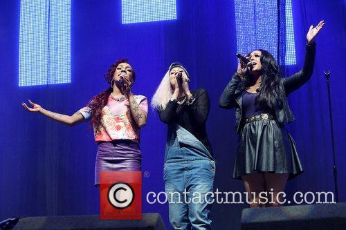 Stooshe and Manchester Arena 2