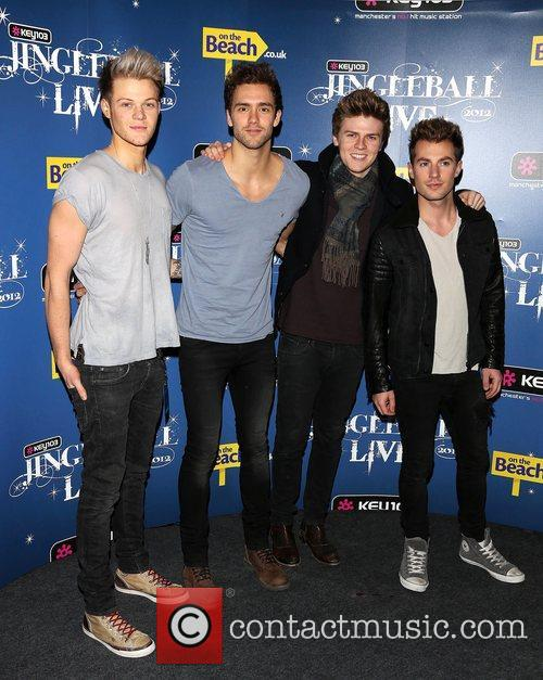 Adam Pitts, Ryan Fletcher and Joel Peat and...
