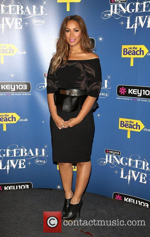 Leona Lewis and Manchester Arena 5
