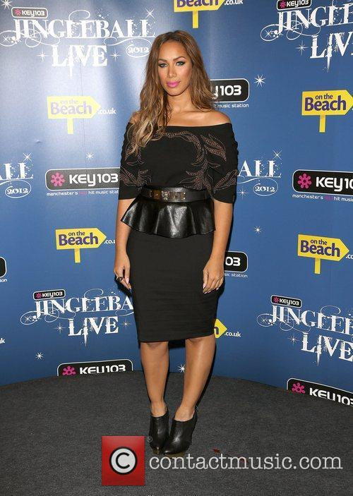 Leona Lewis and Manchester Arena 4