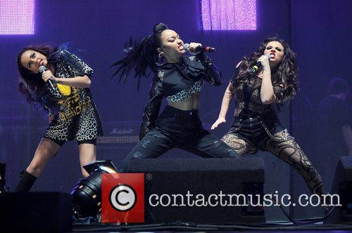 Jade Thirlwall, Leigh-anne, Pinnock, Jesy Nelson, Little Mix and Manchester Arena 9